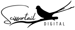 Scissortail Digital logo