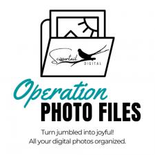 Operation Photo Files logo